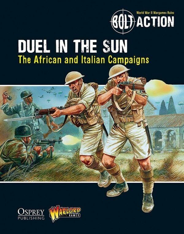 Warlord Games BNIB Duelo Al Al Al Sol  Ba Suplemento wgb-14 01c718