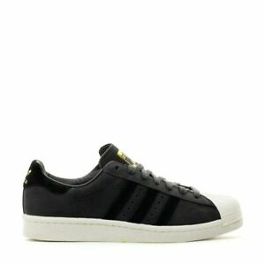 adidas Superstar BOOST Sizes 3.5-10 Black RRP £110 Brand New BZ0204 SAVE 60%+