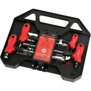 Neilsen 8pc Long Metric Ball Point Hex Allen Key Set Allan T Handle 2 - 10mm