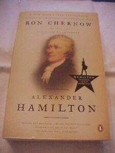 alexander hamilton biography by ron chernow