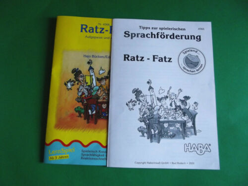 Ratz Fatz Ersatzteile für von Haba