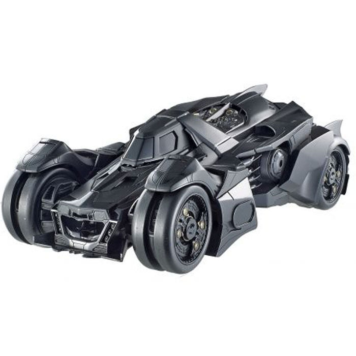 1 18 Hot Wheels Mattel Batman Arkham Knight Batmobile Elite Edition BLY23 nero