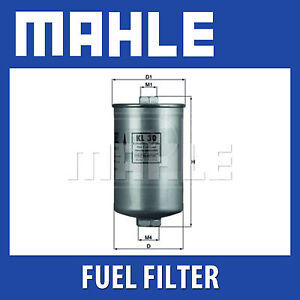 Details about Mahle Fuel Filter KL30 - Fits Ford - Genuine Part