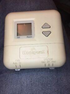 Honeywell Digital Thermostat T6575C3004 Honeywell Fan Coil 3 Speed Fan Setting