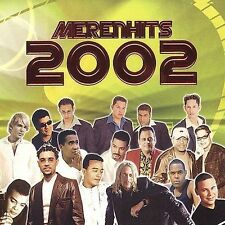Merenhits 2002 2001 by Merengue Hits ExLibrary (Disc Only)