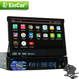 7-034-Android-6-0-Desmontable-1-Din-Autoradio-DVD-GPS-DAB-Pantalla-Tactil-Estereo