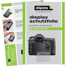 6x dipos Nikon D7100 Film de protection d'écran protecteur antireflet