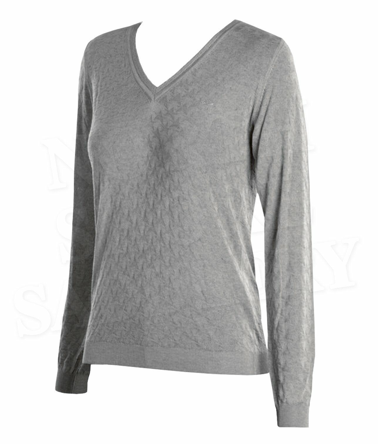 Animo Solei Sweater - grau