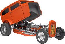revell 1/25 Orange Crate '32 Ford Sedan Plastic Model kit new in the bo