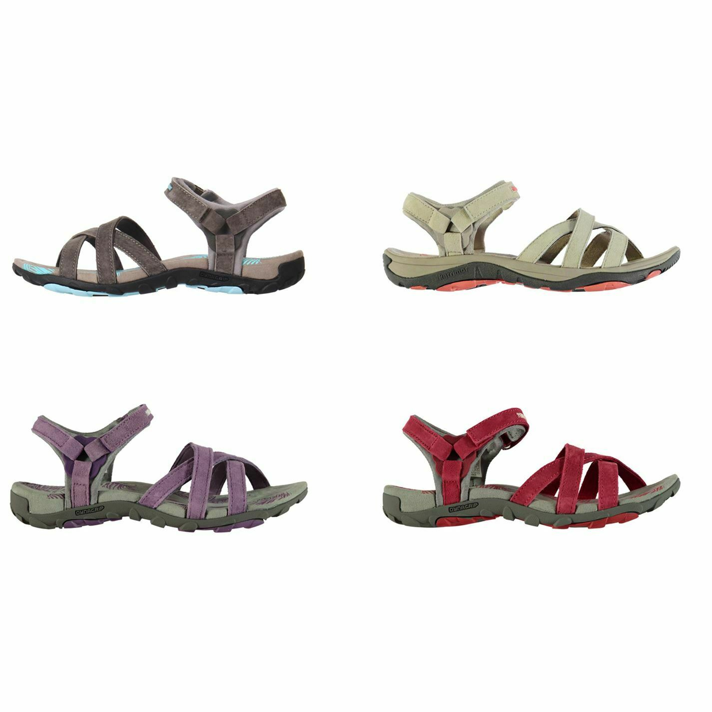 Karrimor Salina Ladies Walking Sandals Outdoor Footwear Flip Flops