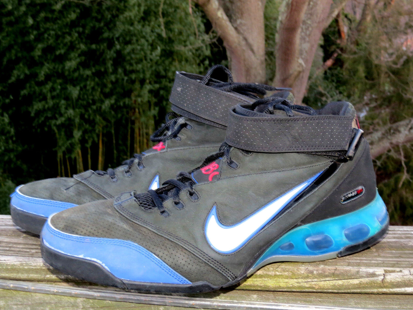 quality design 157af e6f6d ... NIKE AIR MAX Tempo Uptempo Barkley 180 180 180 Pippen Penny Retro Mens  Shoes Size 18 ...