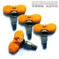 Tire Pressure Sensor Replacement (tpms) Set 4 - For 11-13 Chevy Caprice [titan] on sale
