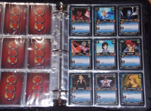 Yu Yu Hakusho TCG Dark Tournament Complete Common Set C46-C121 1st Edition