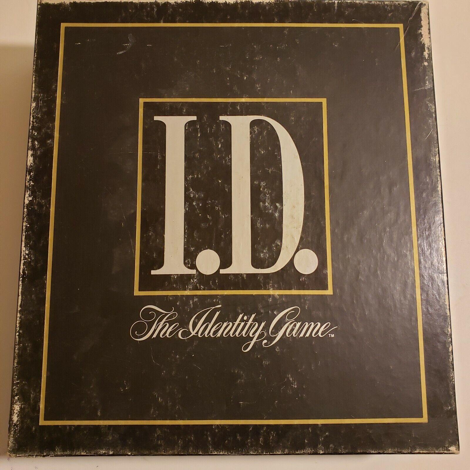 Mercancía de alta calidad y servicio conveniente y honesto. 1988 tarjeta de juego de identidad I.D. la la la mejor pista adivinando ricos y famosos  gran descuento