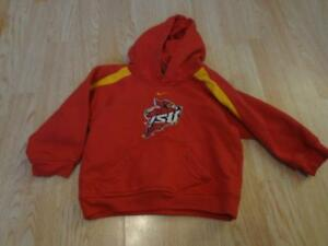 Details about Toddler Iowa State Cyclones ISU 3T Nike Hoodie Hooded Sweatshirt (Red)
