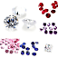 Cubic-Zirconia-loose-gemstones-beads-jewellery-making-CZ-AAAA-Stones-6-colours miniatura 1