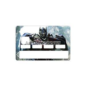 Stickers Autocollant Skin Carte bancaire CB  réf 1109