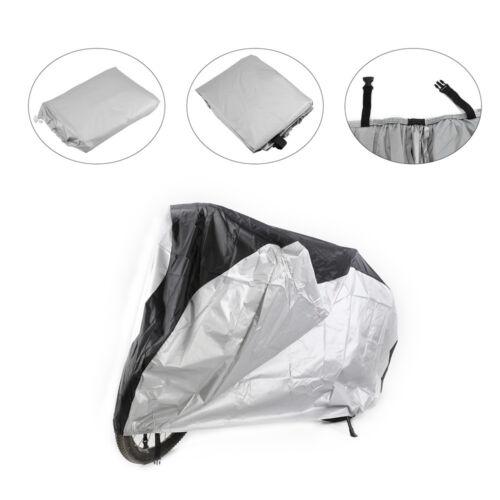 Bicycle Cover Outdoor Waterproof Bike Cycle Rain Dust Protector w//Storage Bag