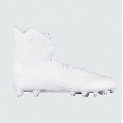 New light Football Cleats Adidas Men's Freak X Carbon high cut White sz   eBay