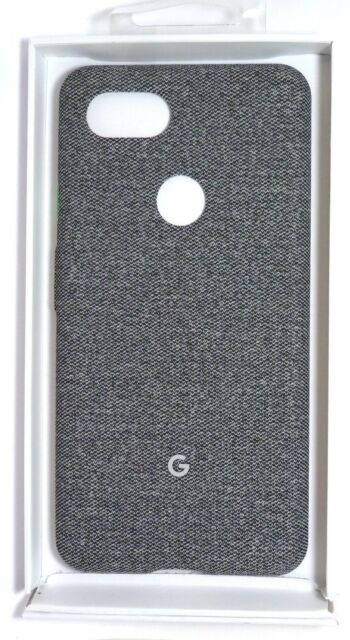 Google fabric Case for Google Pixel 3 XL - Fog