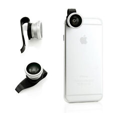 180 Fish Eye Lens For iPhone 6 6 Plus 5 5s 5c Samsung Galaxy S3 S4 S5 Note 2 3