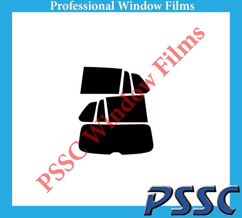 PSSC Pre Cut Rear Car Window Tint Films for VW Tiguan 2016-2017