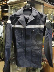 Veste-de-service-F1-Sapeurs-Pompiers-SPF1-taille-100C-M-L-Kermel-aramide