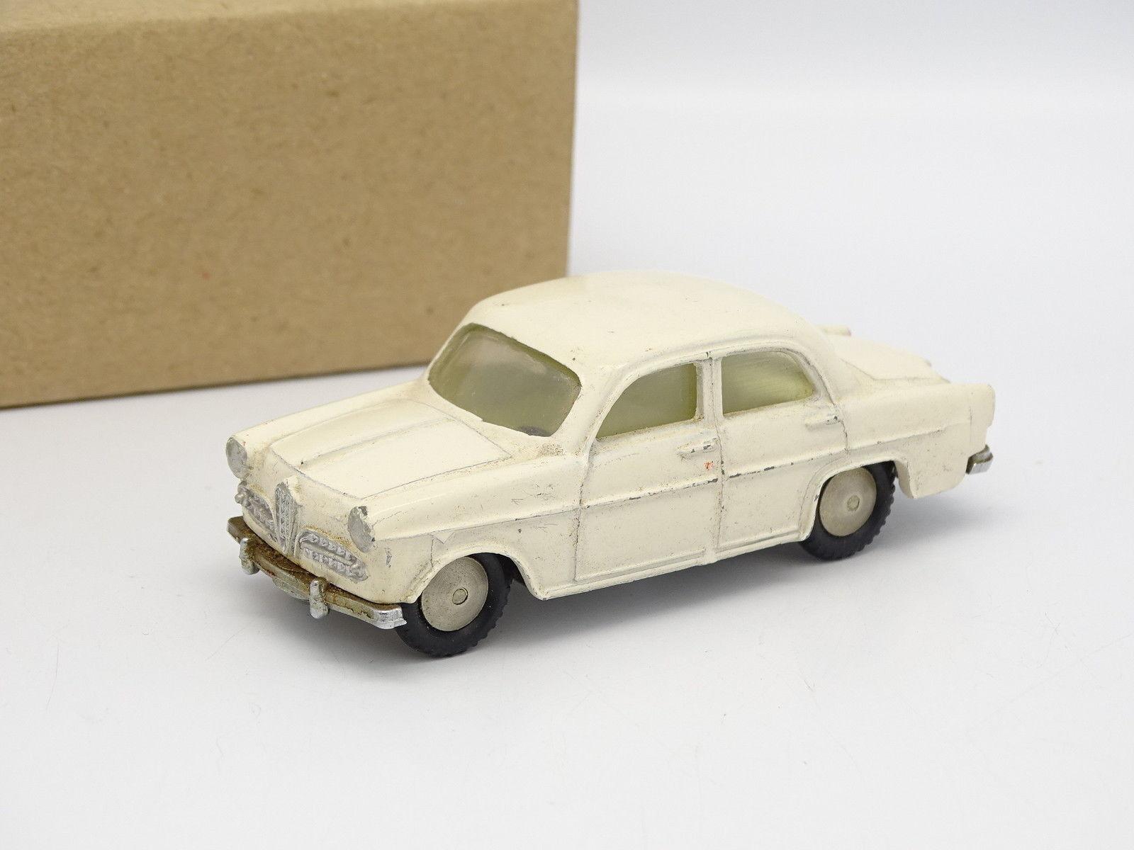 Mercury 1 43 - Alfa Romeo Giulietta TI N°20 Blanche