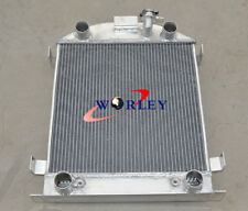3 ROW Aluminum Radiator for FORD Model A W//FLATHEAD ENGINE 1928-1929 28 29 AT//MT