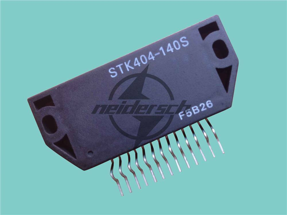 1pcs STK404-050 1 CH AB AUDIO POWER IC SIP-ZIP