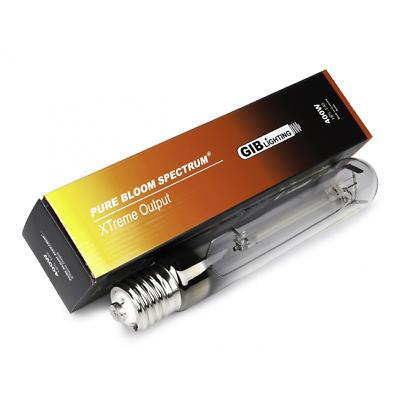 GIB Lighting Pure Bloom Spectrum XTreme Output 600  Blüte Grow Pflanzenlampe NDL