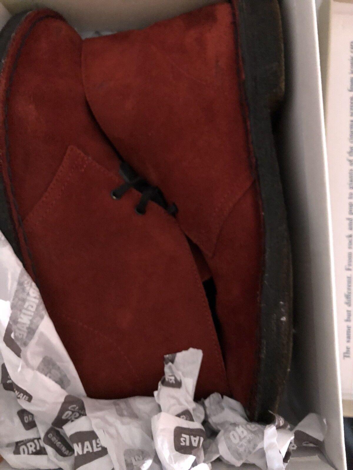 Clark Original Uomo Scarpe classiche da uomo