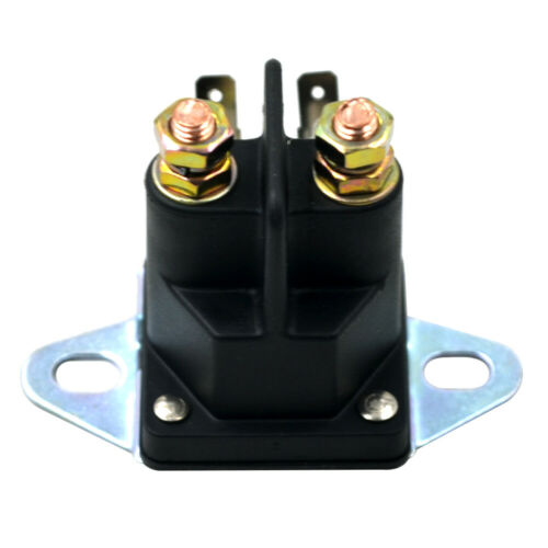 Starter Relay Solenoid for Lawn Mowers CASTEL GARDEN TWIN-CUT MURRAY HERCULES