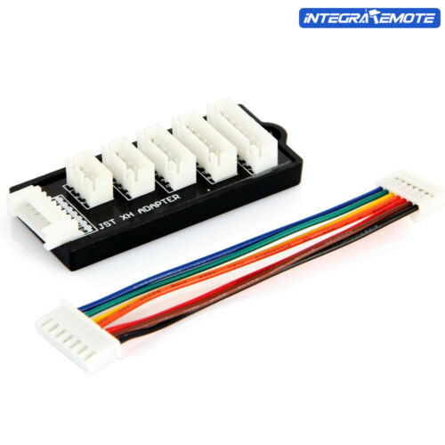 2S-6S JST XH Charger Expansion Adapter RC Lipo Battery Charging Balance Board