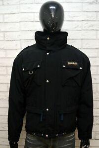 NAPAPIJRI-Uomo-Giacca-Cappotto-Giubbotto-Giubbino-XL-Giaccone-Jacket-Imbottito