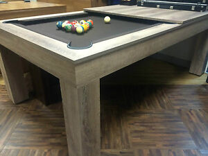 DUO MILANO NEW ENTERTAINMENT Dining Table Seats From - Milano pool table