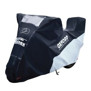 Oxford-Rainex-Delux-Outdoor-Waterproof-Motorcycle-Cover-Topbox-Large-CV507