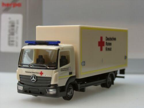 Herpa Mercedes Atego valigetta ASB protezione civile NRW 936569-1:87