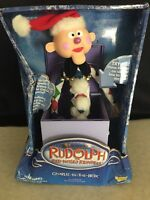 Memory Lane Rudolph Charlie In The Box Ultimate Large Action Figure