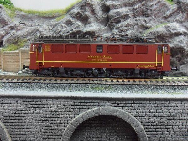 BRAWA 43018 ELLOK SERIE AE 476 lookoop Classic Rail h0 DC Sound