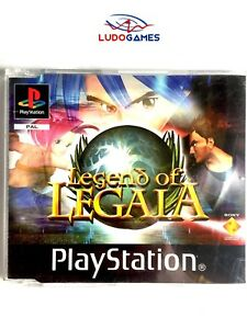 Legend-of-Legaia-Promo-PSX-PS1-Playstation-Videojuego-Videogame-Retro-Mint-State
