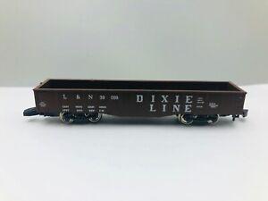 Marklin-Z-Scale-Mini-Club-8139-Gondola-Car-L-amp-N-Dixie-Line-39099-Part-of-Set