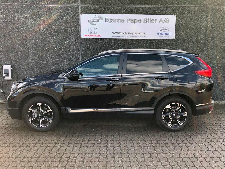 Honda CR-V 1,5 VTEC Turbo Lifestyle AWD Benzin 4x4 modelår
