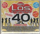 100% LOS CUARENTA 40 SUMMER 2008 - 3 CD F.C.
