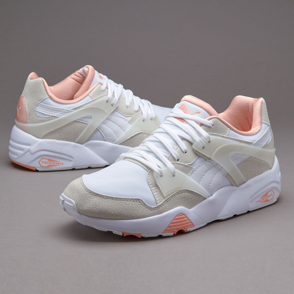 PUMA BLAZE FILTERED FILTERED BLAZE Femme TRAINERS Taille7 433c13