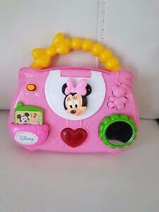 Disney-Baby-Baby-Minnie-039-s-Handbag-learning-musical