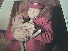 newspaper cutting 1956 barry bowdery son of lizette puppybiggin hill