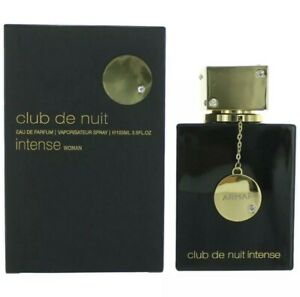 Club De Nuit Intense by Armaf for Women 3.6 oz EDP Spray BRAND NEW SEALED BOX
