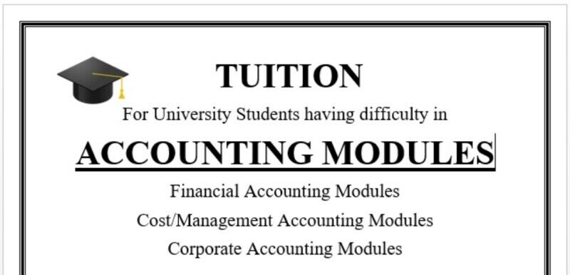 Research, Assignment and projects assistance up to MBA level including finance tuition