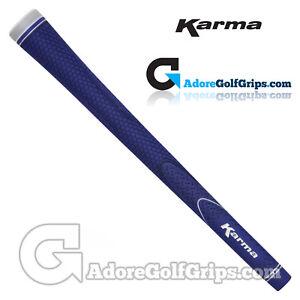 Karma-Neion-II-Standard-Size-Golf-Grips-Blue-x-13